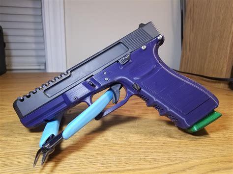 Airsoft Glock 17 3d Printed