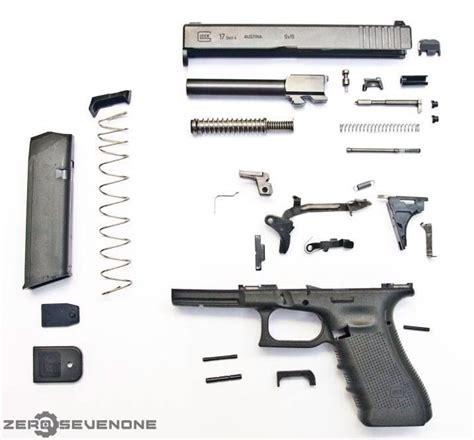 Airsoft Glock 19 Parts