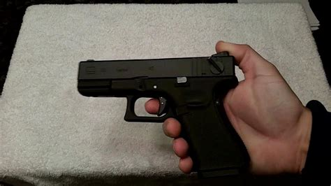 Airsoft Glock 23 Full Auto