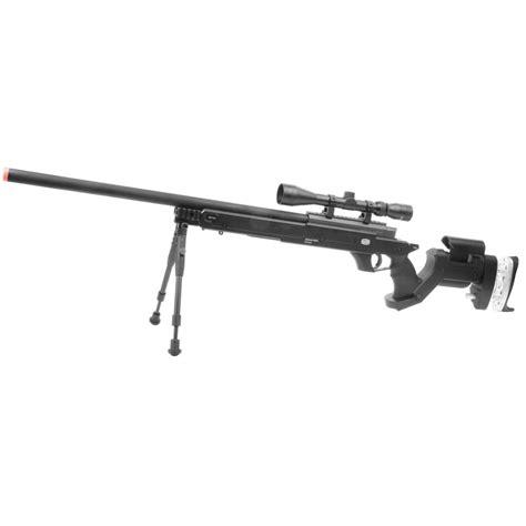 Airsoft Mauser Sr-22 Bolt Action Sniper Rifle