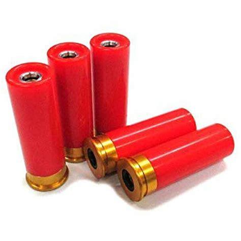 Airsoft Shotgun With Shells Shooting