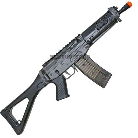 Airsoft Sig Sauer 552 Commando Rifle Spring Swiss Arms Cybergun