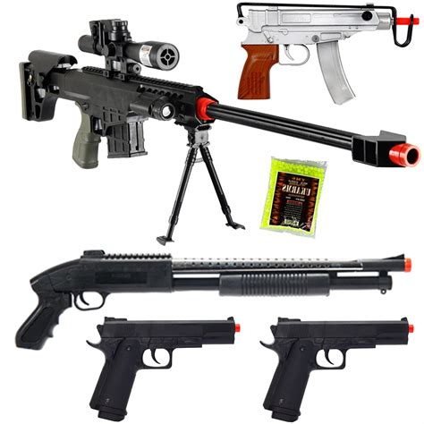 Airsoft Sniper Rifle Sets And Anti Material Sniper Rifle Fallout New Vegas