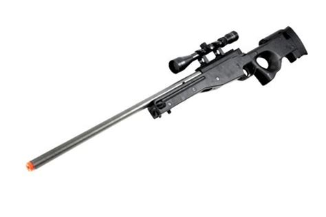 Airsoft Sniper Rifles 500 Fps With Scope