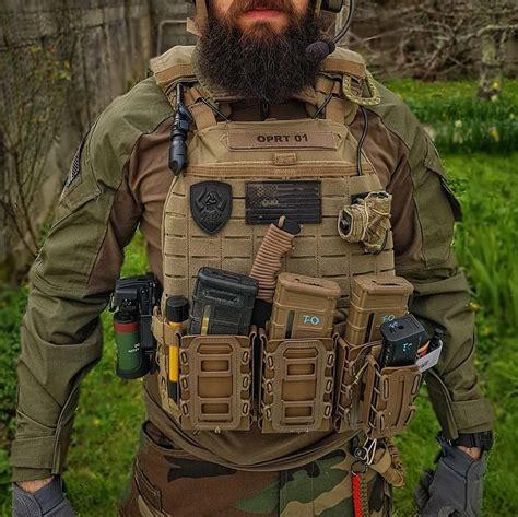 Airsoft Tactical Gear Setup