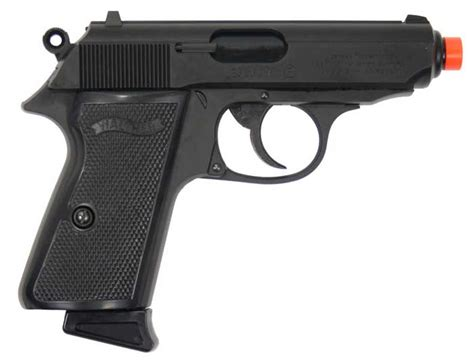 Airsoft Walther Ppk Gas Blowback