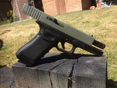 Airsoft We Glock 17 Review