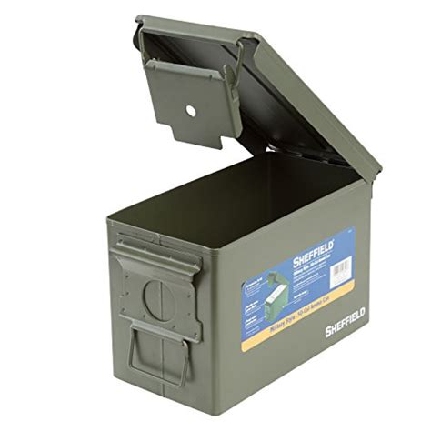 Airtight Ammo Containers