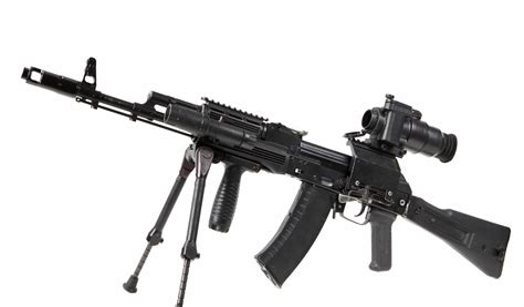 Ak 101 Rifle