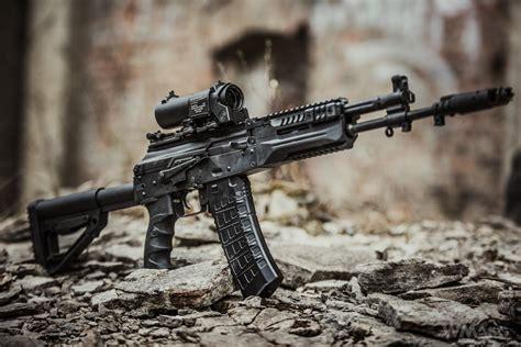 Ak 12 Sniper Rifle
