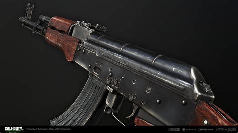 Ak 47 Call Of Duty Modern Warfare Remastered Setup