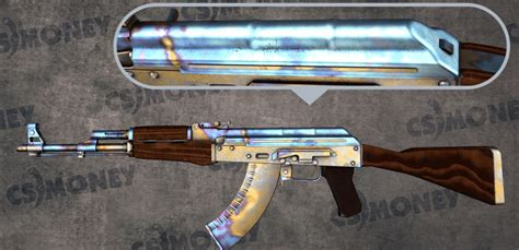 Ak 47 Case Hardened Paint Seed