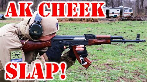 Ak 47 Cheek Slap