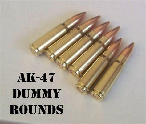 Ak 47 Dummy Rounds