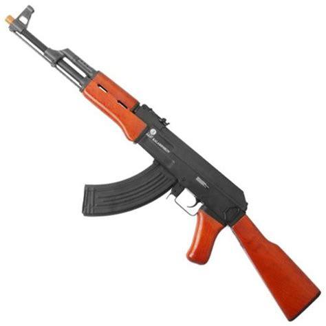 Ak 47 Full Metal Wood