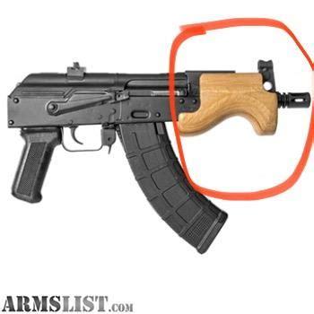 Ak 47 Micro Draco Handguard