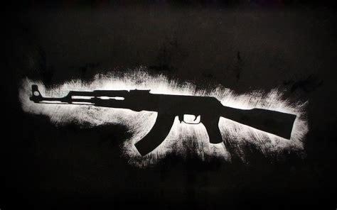 Ak 47 Name Wallpaper