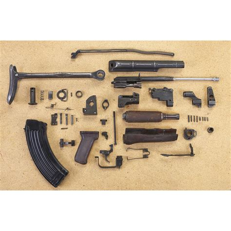 AK 47 Parts Accessories AK-47 Stocks Grips For Sale
