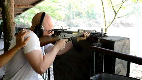 Ak 47 Range Of Fire