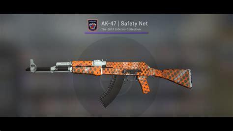 Ak 47 Safety Net Gameplay