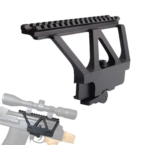 Ak 47 Side Mount Optics Rail