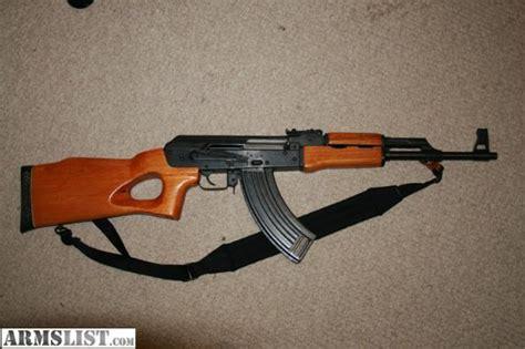 Ak 47 Synthetic Thumbhole Stock Rifle For Sale