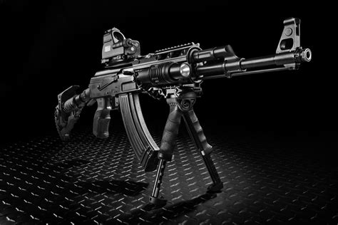 Ak 47 Tricked Out