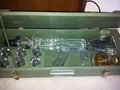 Ak 47 Vodka Box