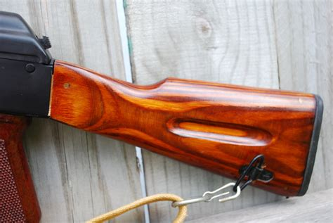 Ak 47 With Red Furniture