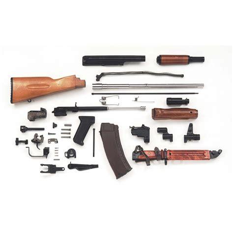 Ak 74 Rifle Parts Kit Bulgarian