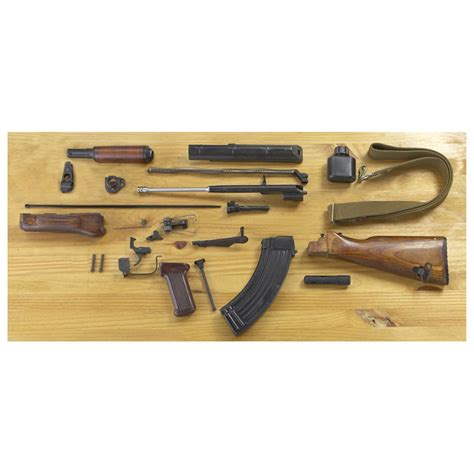 AK Replacement Parts NEW - AK-47 By Part Type - AK-47
