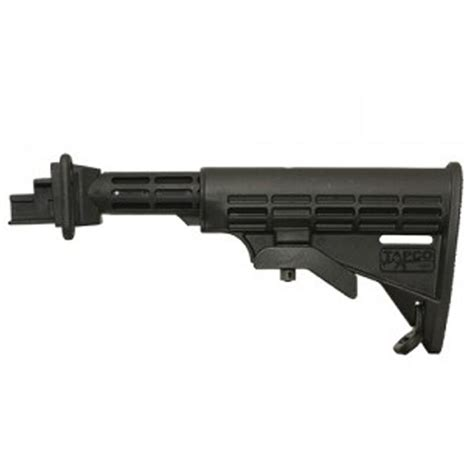 Ak47 T6 Stock For Stamped Receiver Collapsible Ak47 T6