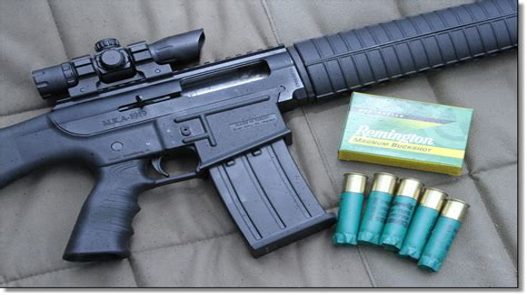 Akdal Mka 1919 12 Gauge Ar 15 Style Shotgun