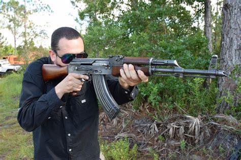 Akm Shooting