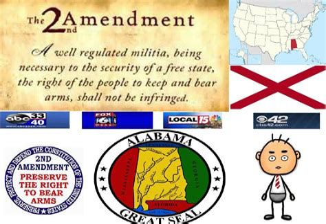 Alabama Law On Personal Handguns