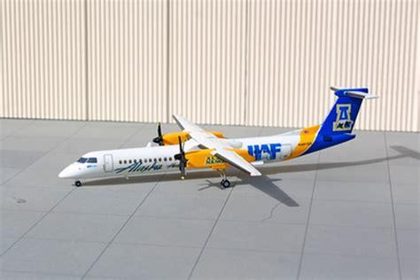 Alaska Horizon Bombardier Q400 Nanooks Livery - DA C