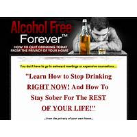 Compare alcohol free forever (tm) $75 bonus and win $7,500 prizes!