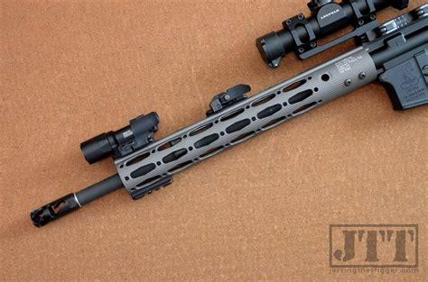 ALG Defense EMR 13 M-LOK V2 Hand Guard For The AR15 - Review
