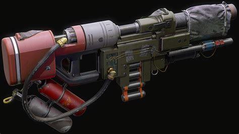 Alien Isolation Bolt Gun Ammo