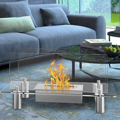 Alisha Bio-Ethanol Fireplace