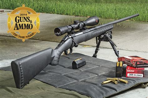 All American Ruger Rifle