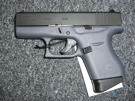 All Grey Glock 43