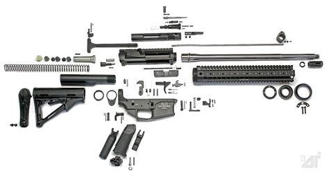 All Parts To Build An Ar 15