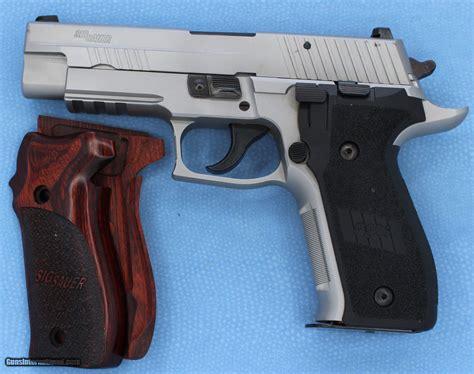 Sig-Sauer All Stainless Sig Sauer P226.