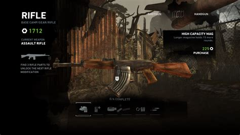 All Useable Assault Rifles In Tomb Raider