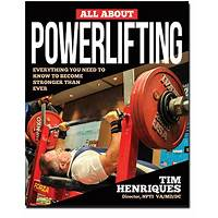 All about powerlifting the book free trial