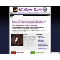 Compare all magic spells (tm) : top converting magic spell ecommerce store