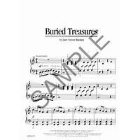 All piano sheet music has buried treasure in it promo code