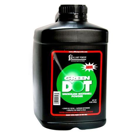 Alliant Powder Green Dot Sportsman S Warehouse