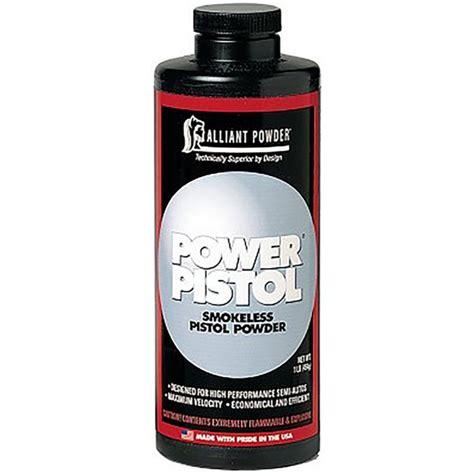 Alliant Powder Power Pistol Powder Review